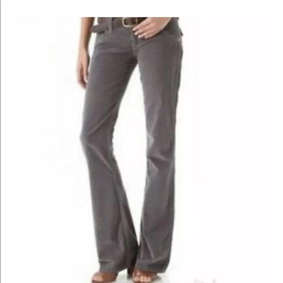 01fc6270ce4 J. Crew Pants | Jcrew Favorite Fit Gray Corduroys Style 95825 | Poshmark